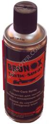 Brunox 400 ml olej w spreju.