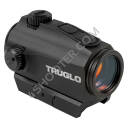 Kolimator TRUGLO TG8322BN IGNITE MINI COMPACT 22MM RED•DOT